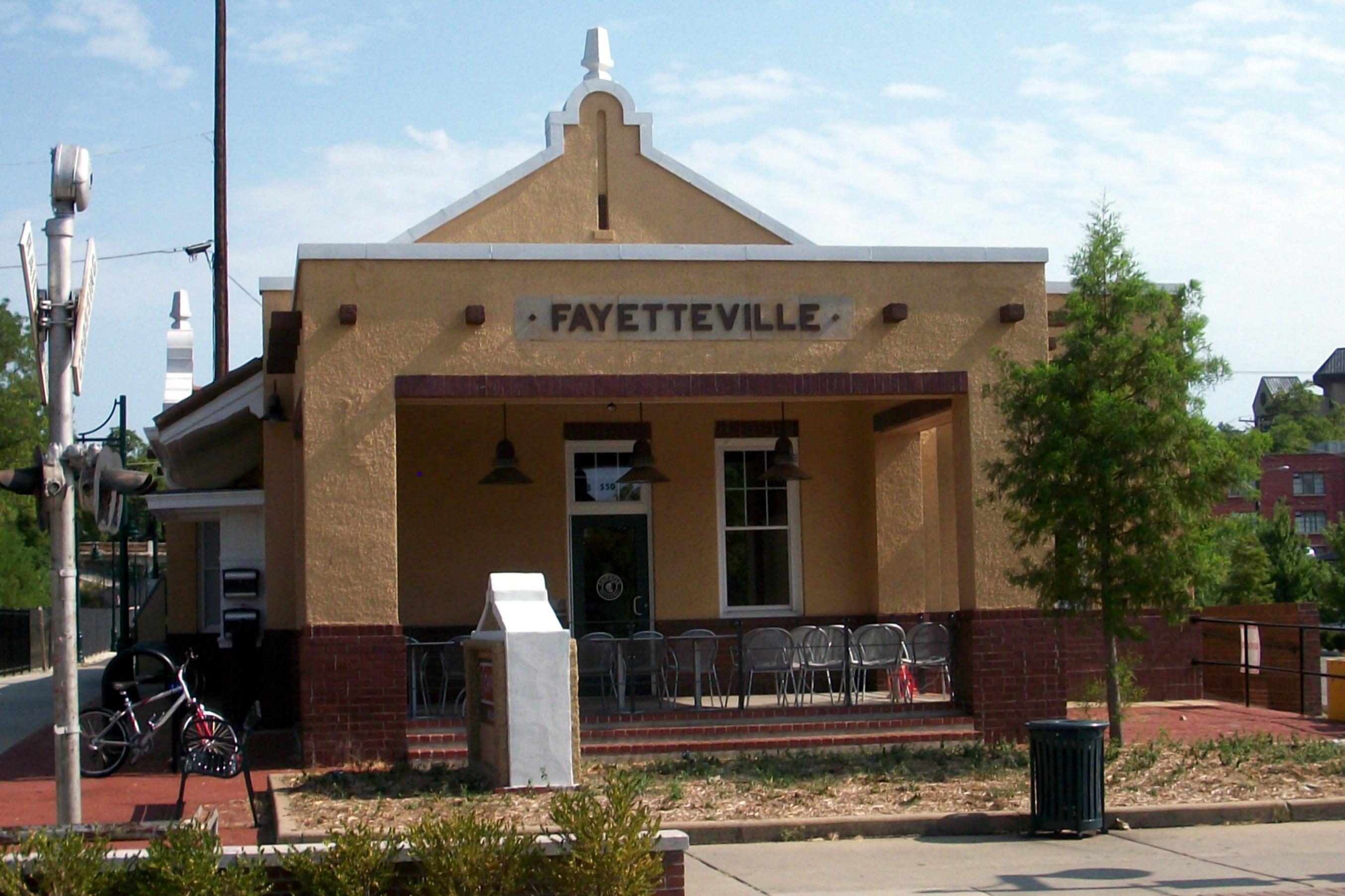 Hook up Fayetteville Ar