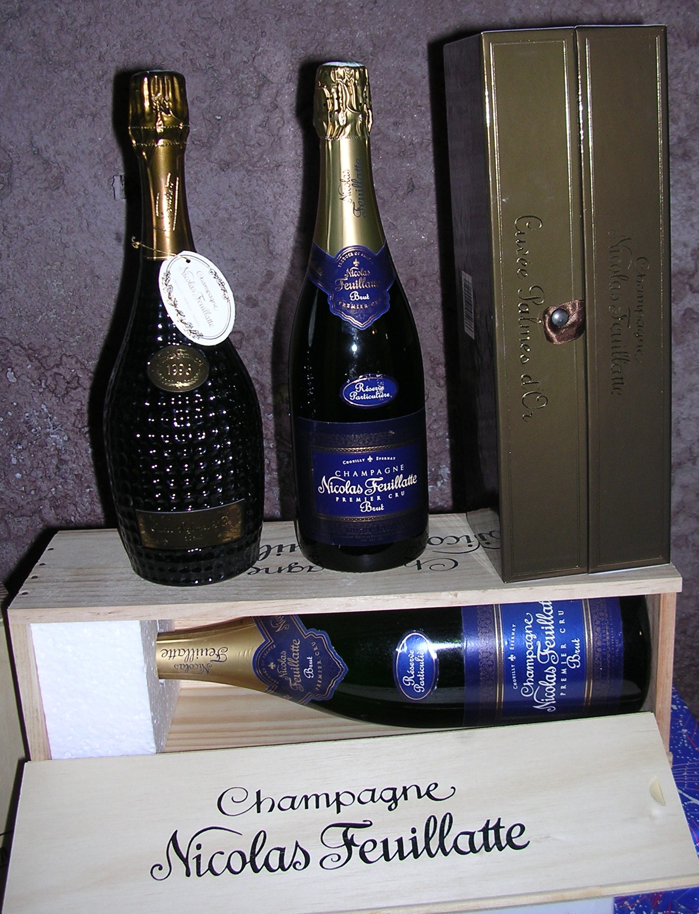 centre vinicole champagne nicolas feuillatte wikipedia. Black Bedroom Furniture Sets. Home Design Ideas