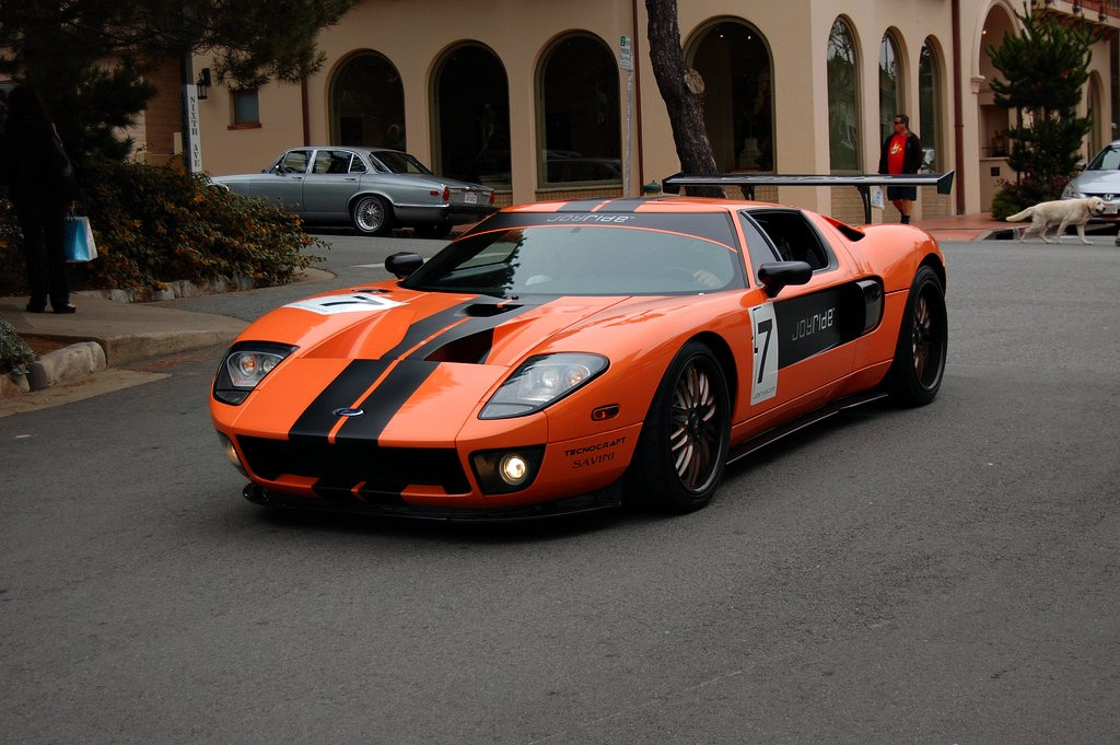 Ford Gt Википедия
