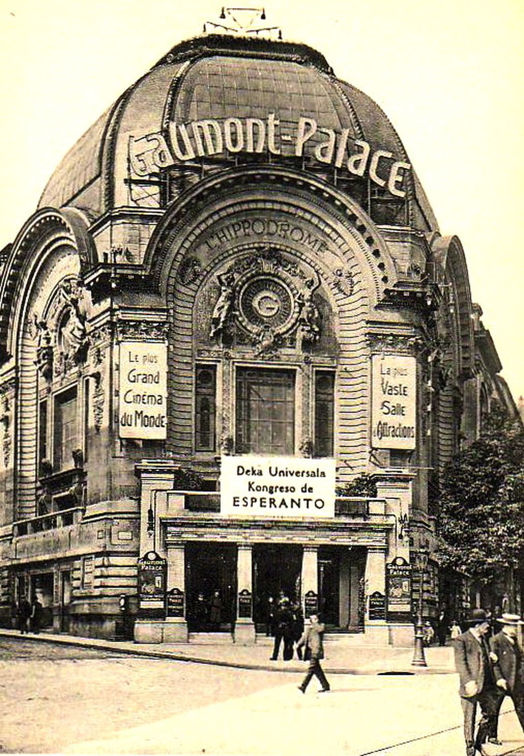 Carte Accord Place Cinema.Gaumont Palace Wikipedia