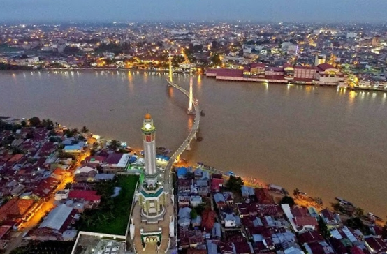 Jambi (province) – Travel guide at Wikivoyage