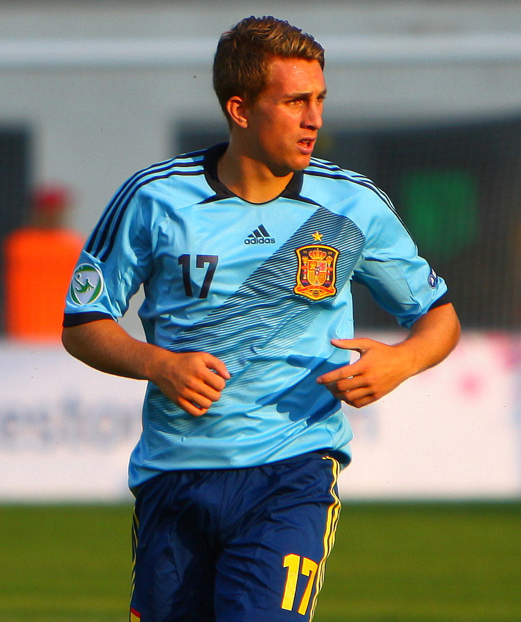 Football wonderkid Gerard Deulofeu