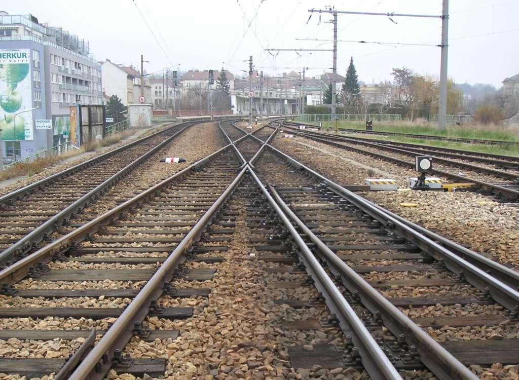 Kreuzung (Bahn) – Wikipedia