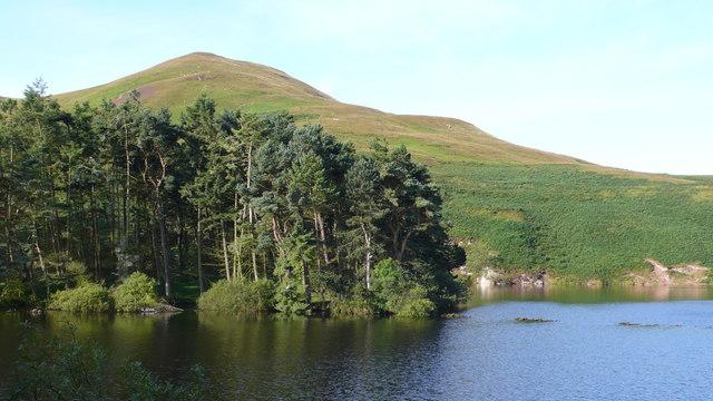 Glencorse Reservoir - geograph.org.uk - 1465614