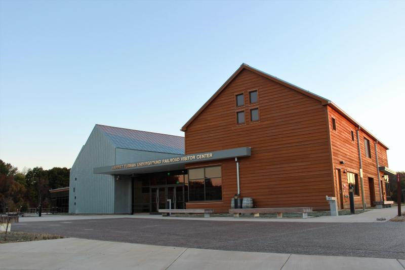 Harriet Tubman Underground Railroad Visitor Center.jpg