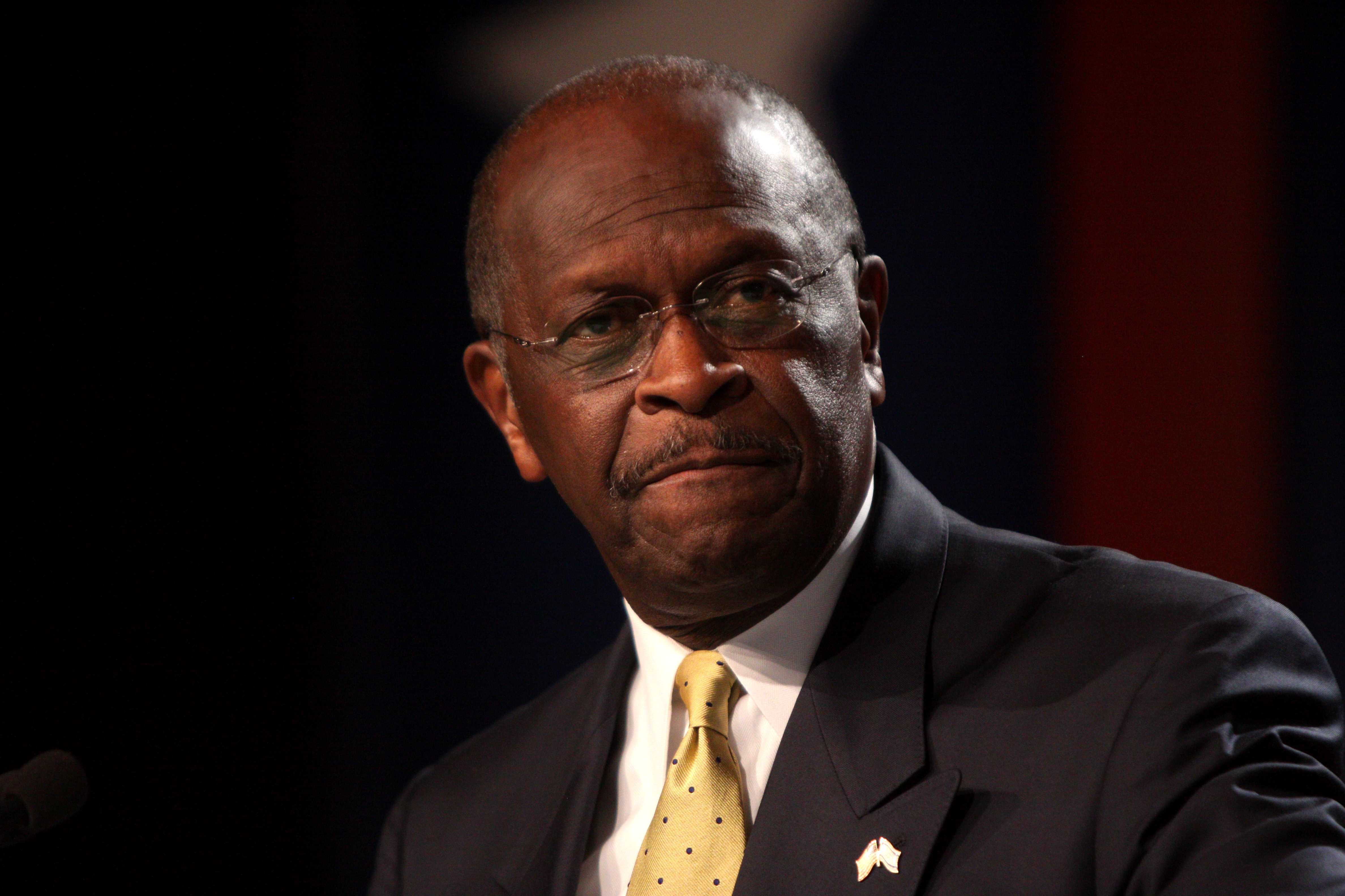 Political positions of Herman Cain - Wikiwand