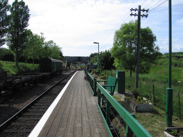 Herston Halt railway station