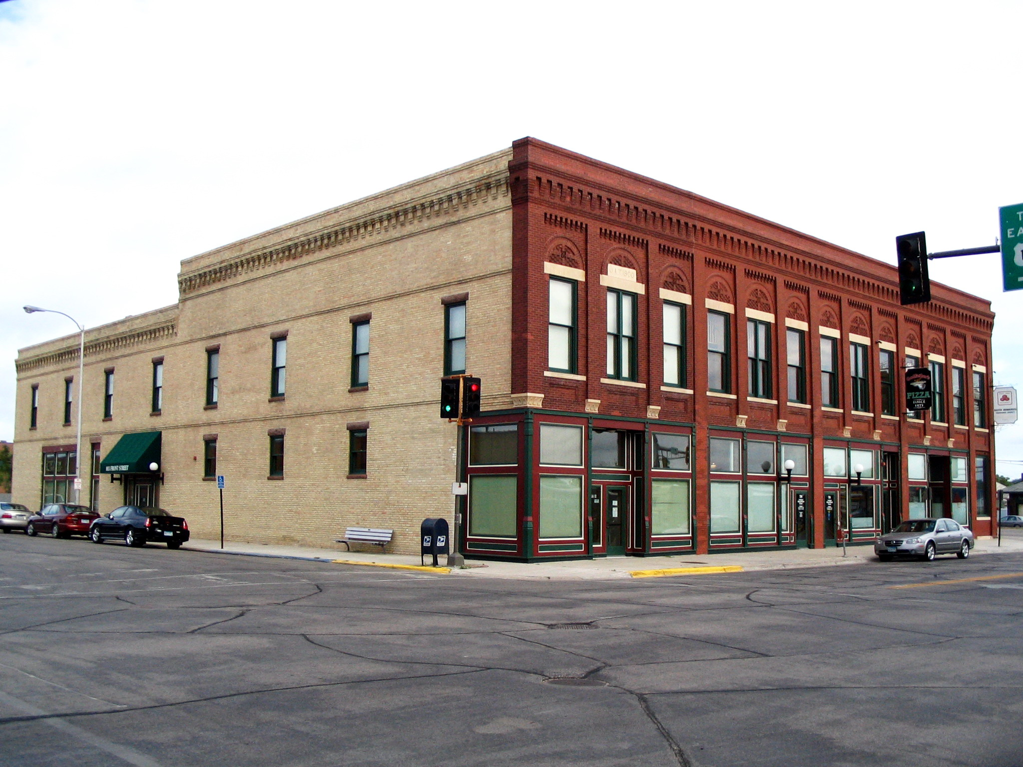 Detroit Lakes (MN) United States  city photos : Holmes Block Detroit Lakes Minnesota Wikipedia, the free ...
