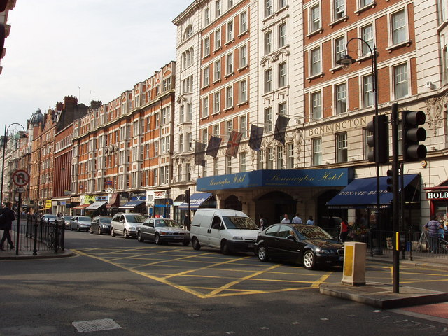 Hotels Southampton Row London