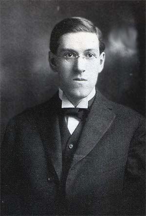 Algo del gran H.P. Lovecraft
