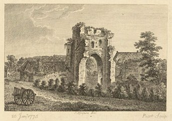 Hubberstone Priory, Pembrokeshire