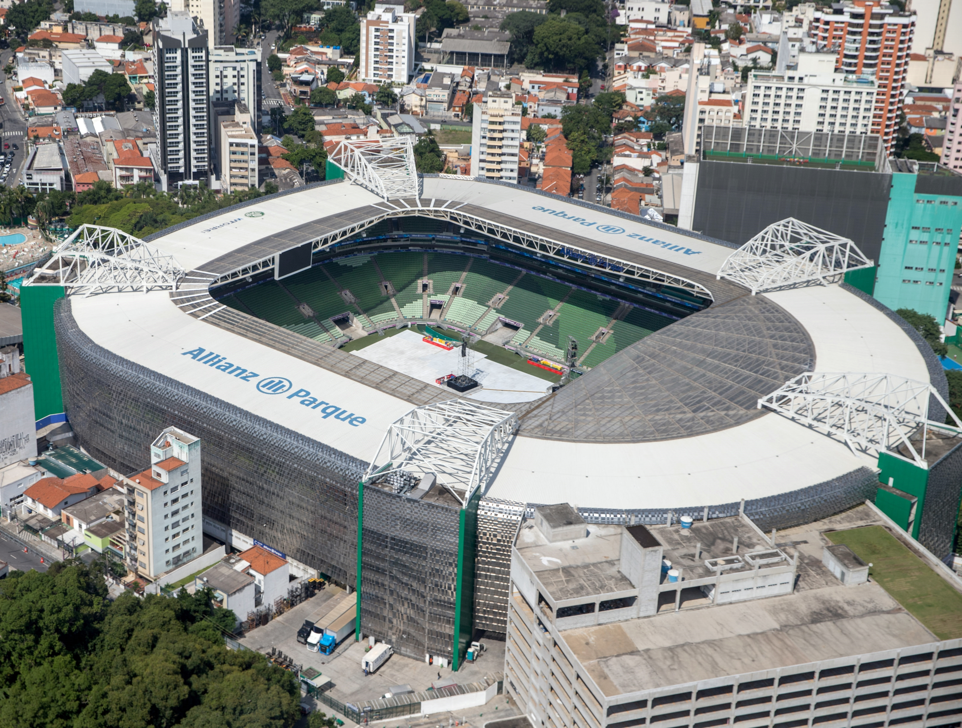 Allianz Parque - Wikipedia