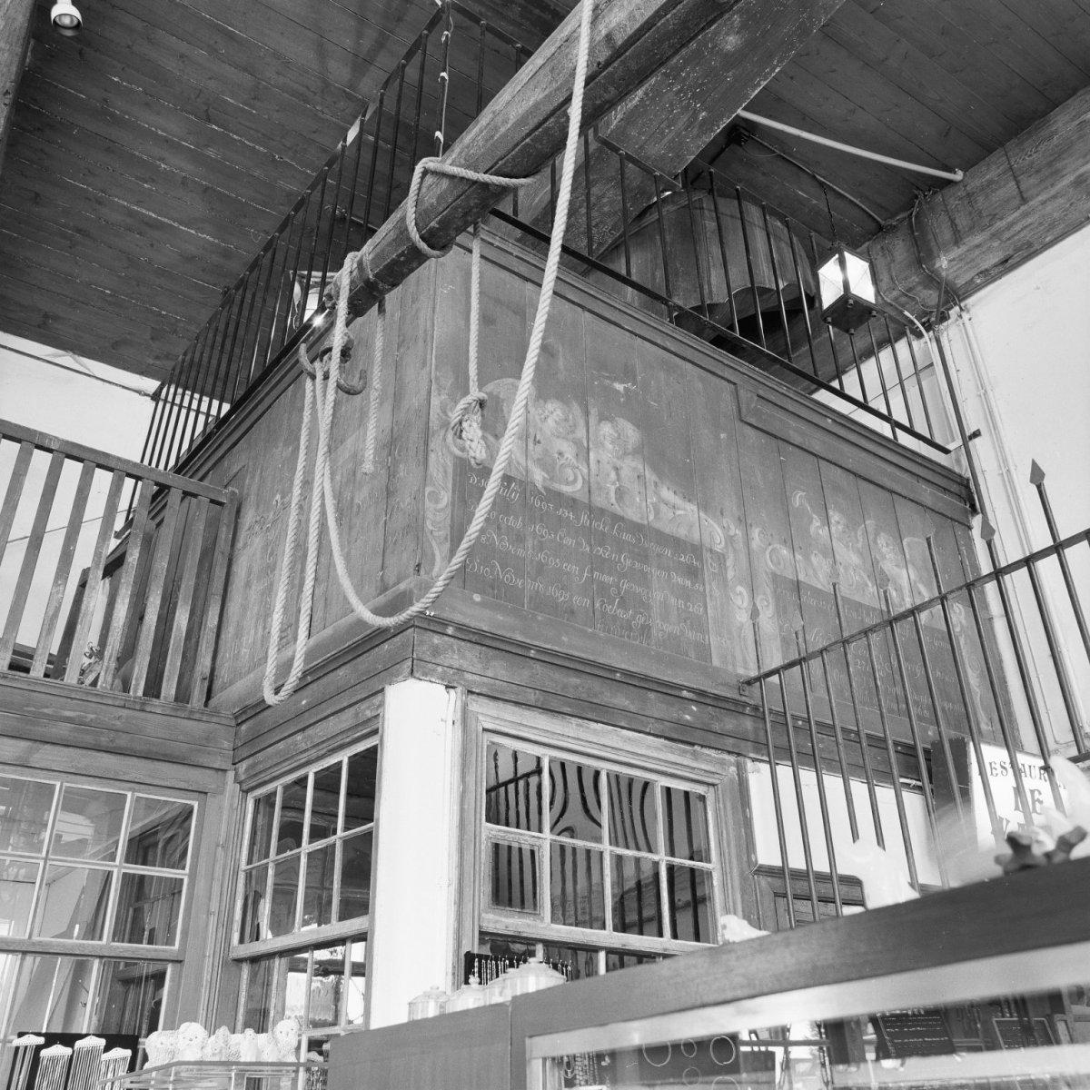 ... :Interieur met beschilderde houten wand - Hoorn - 20115661 - RCE.jpg