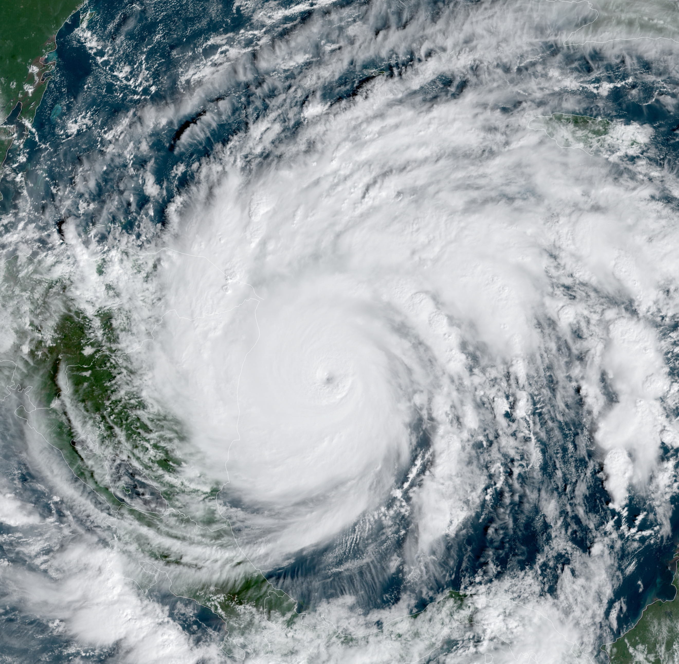 NASA Data Helps Hurricane Recovery