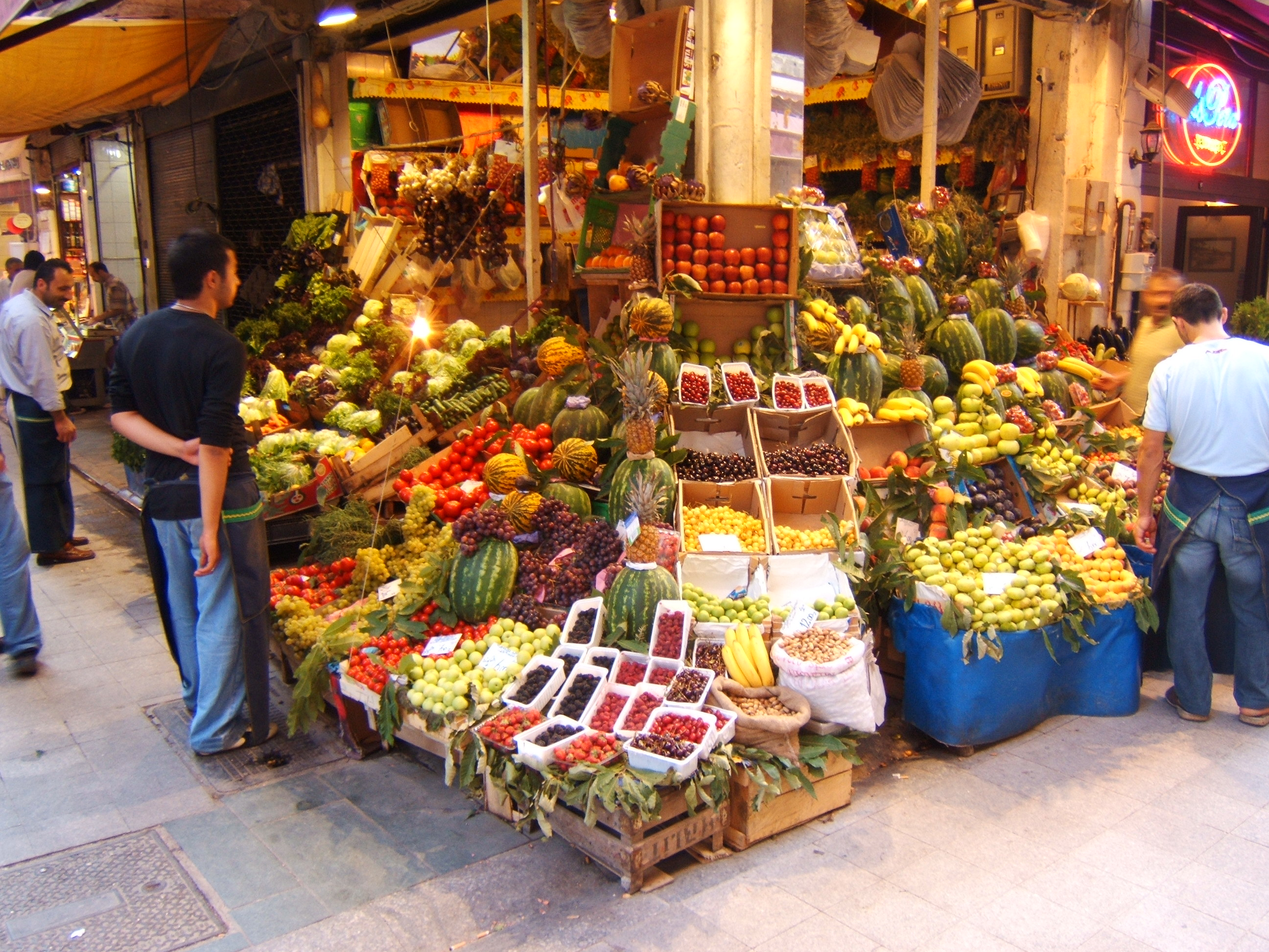 Istanbul Market Kuopio