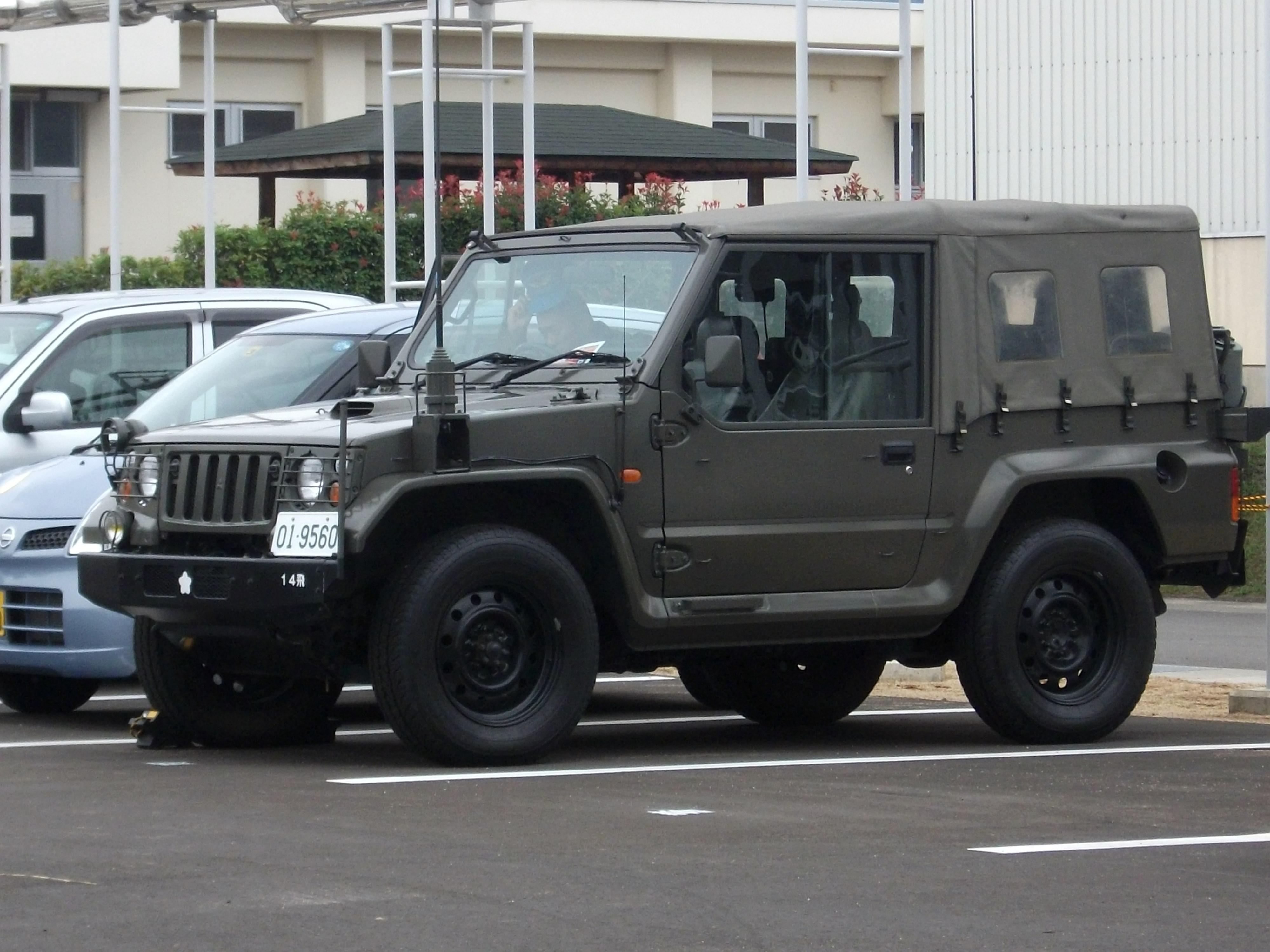 Mitsubishi Type 73 Light Truck Military Wiki Fandom