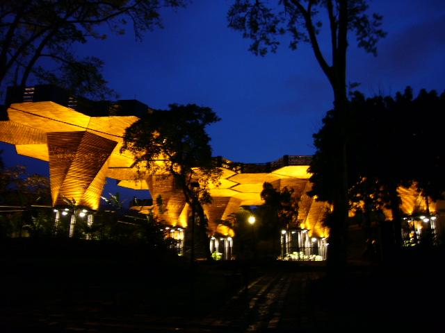 Jardin Botanico-OrquideoramaNoche-Medellin Museums in Medellin