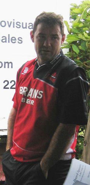 Jimmy Maher, ex-Glamorgan County cricketer.