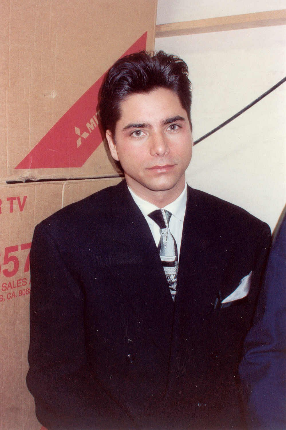 Stamos in February 1990