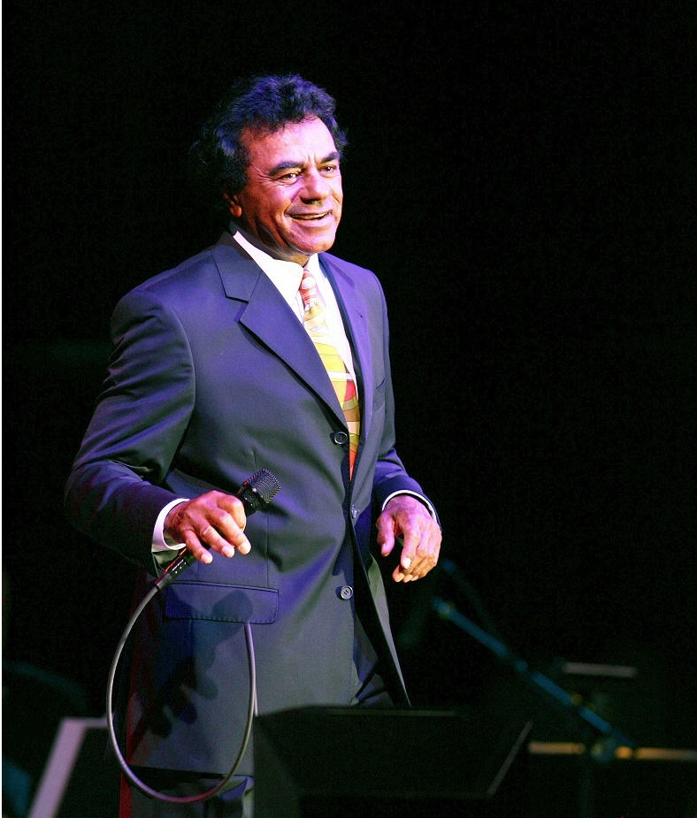 Popular Music artist Johnny Mathis