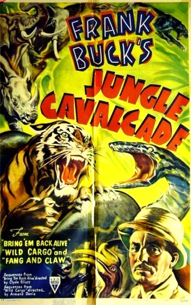 jungle cavalcade wikipedia