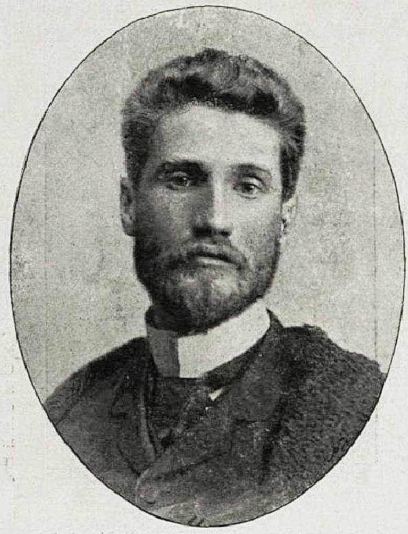 Justh Zsigmond 1890 körül