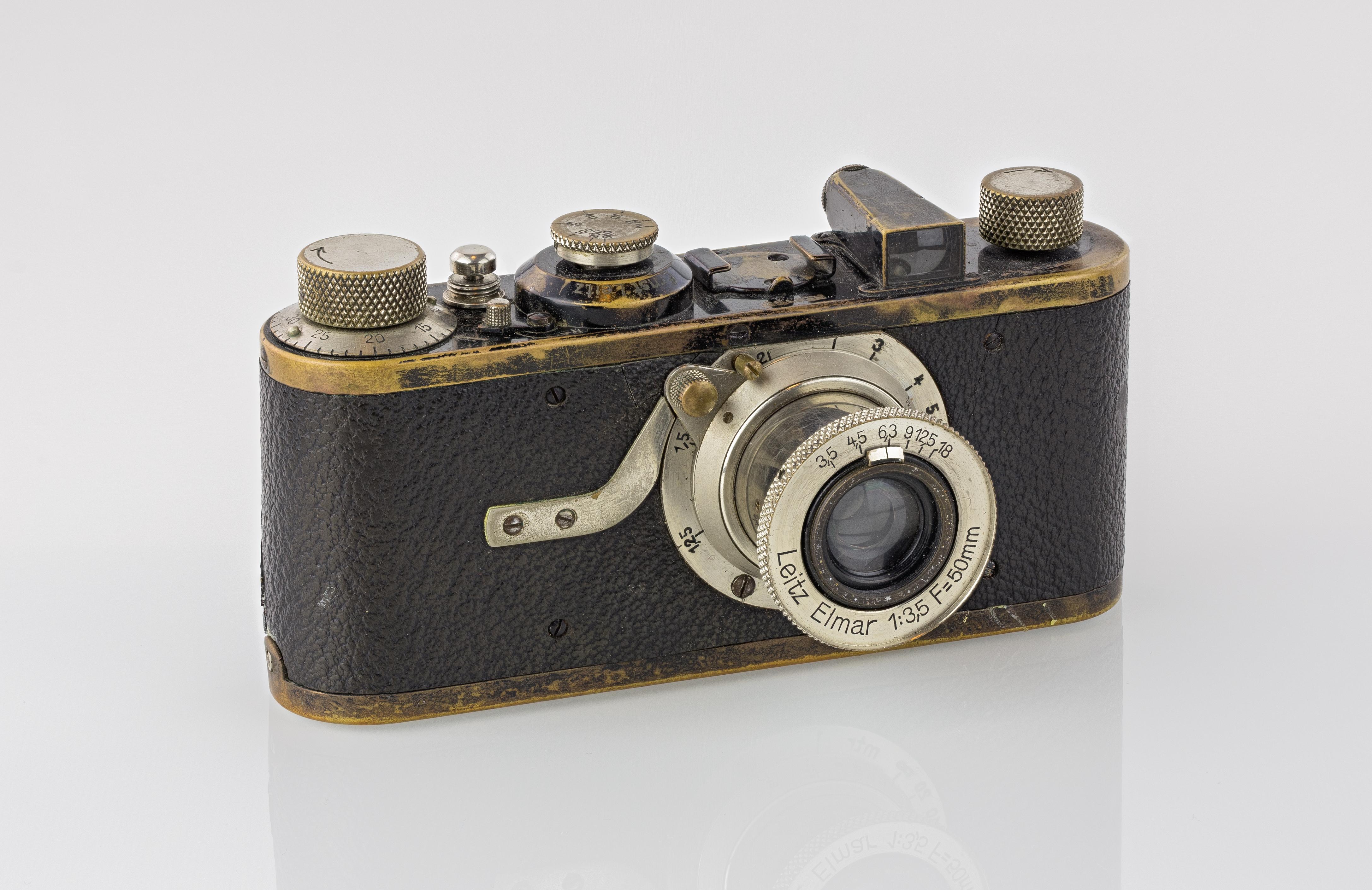 File:LEI0060 186 Leica I Sn.5193 1927 Originalzustand Front side-FS 5632-Bearbeitet.jpg