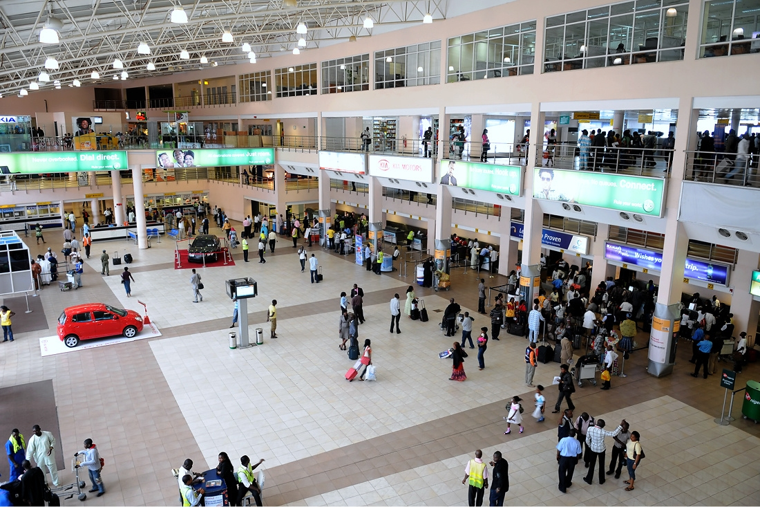 Image result for lagos airport
