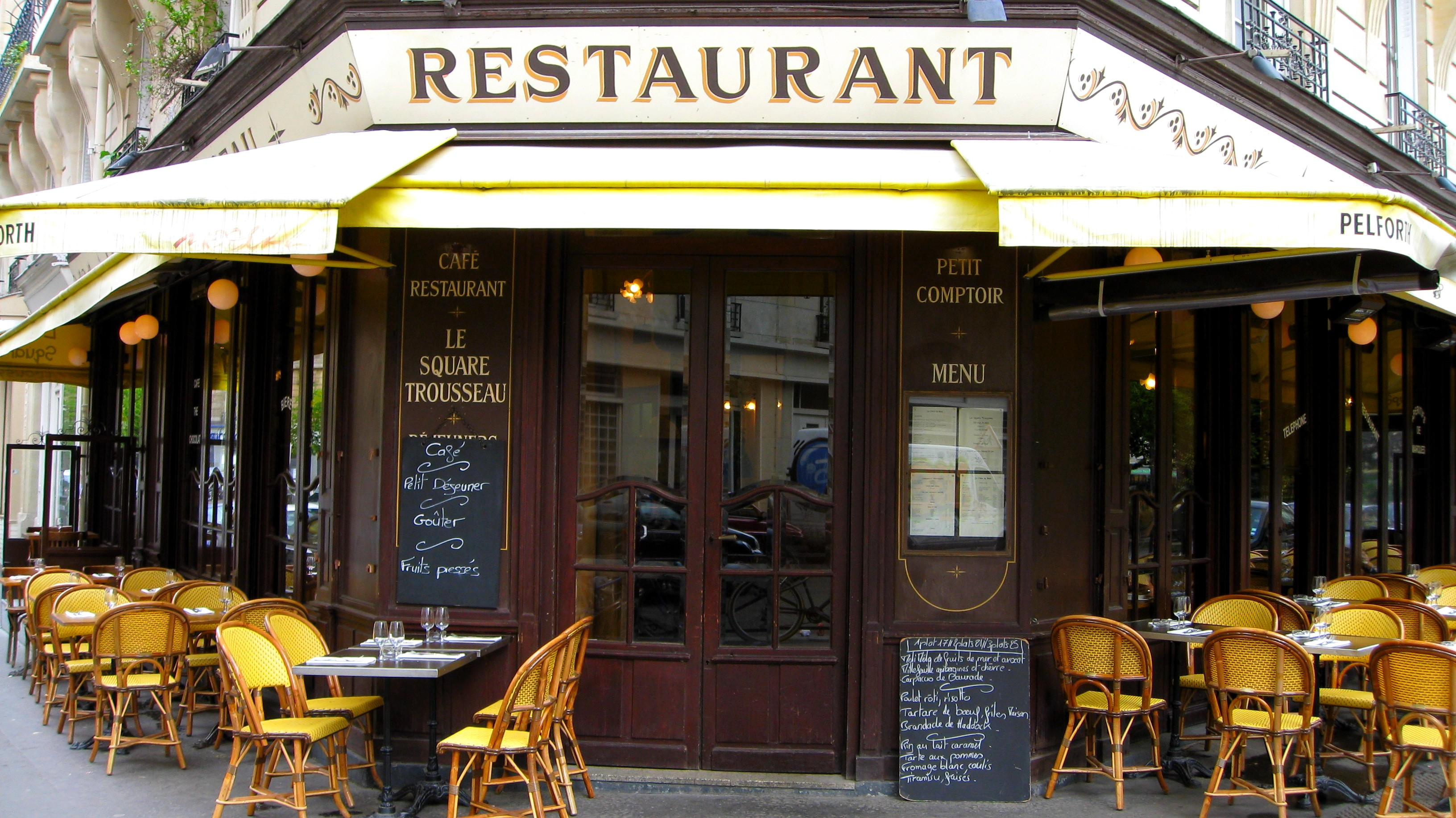 Restaurant Le Bistrot De France Hostens