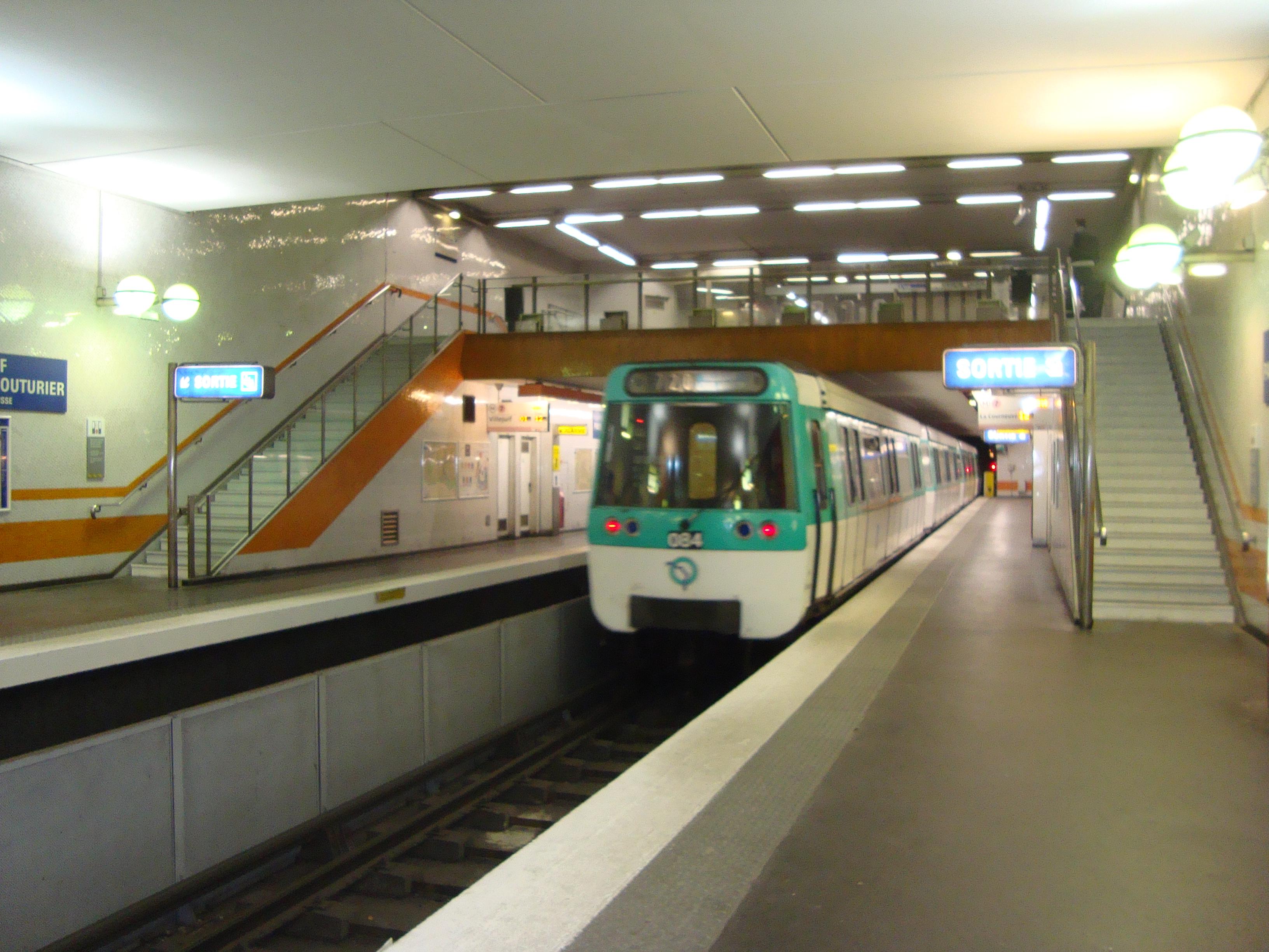 Villejuif – Paul Vaillant-Couturier (Paris Metro)