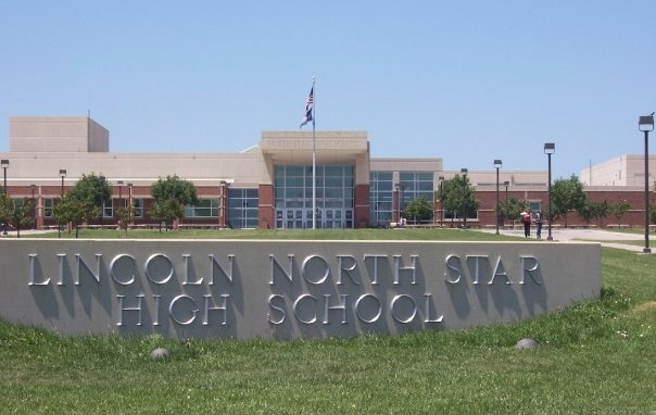 File Lincoln North Star High School Jpg Wikimedia Commons