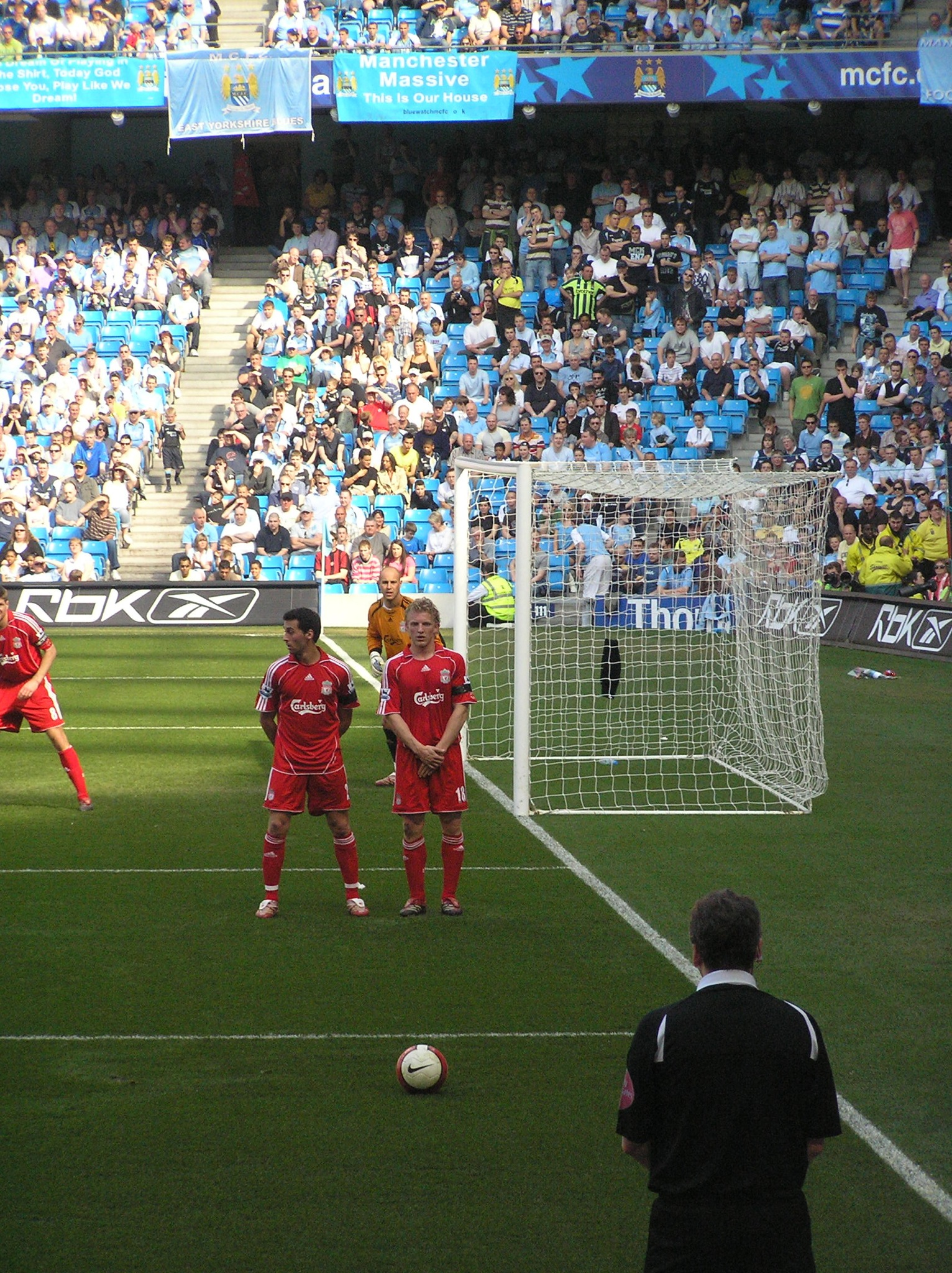 File:Liverpool vs Man City free kick.jpg - Wikipedia, the free ...