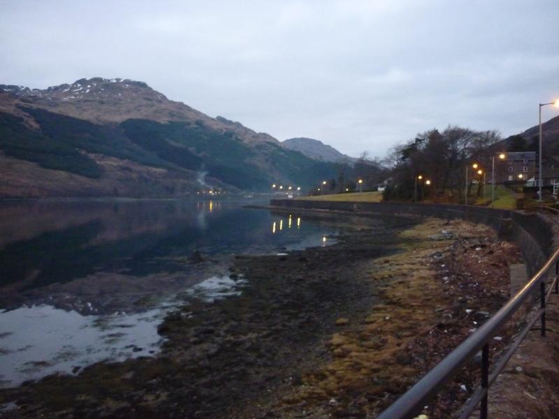 Loch Long at Arrochar - geograph.org.uk - 2251665