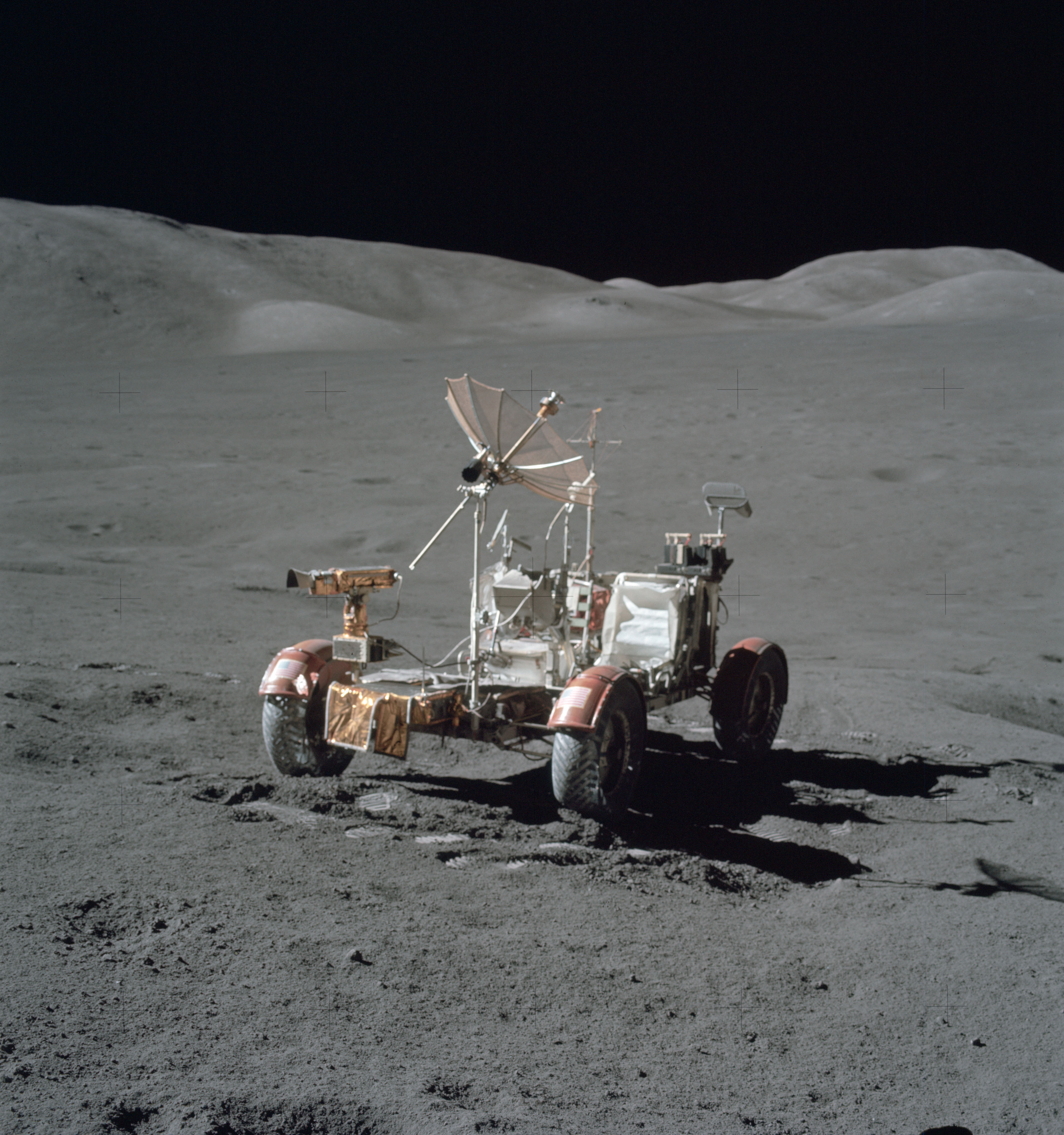 faked lunar land rover pictures - photo #33