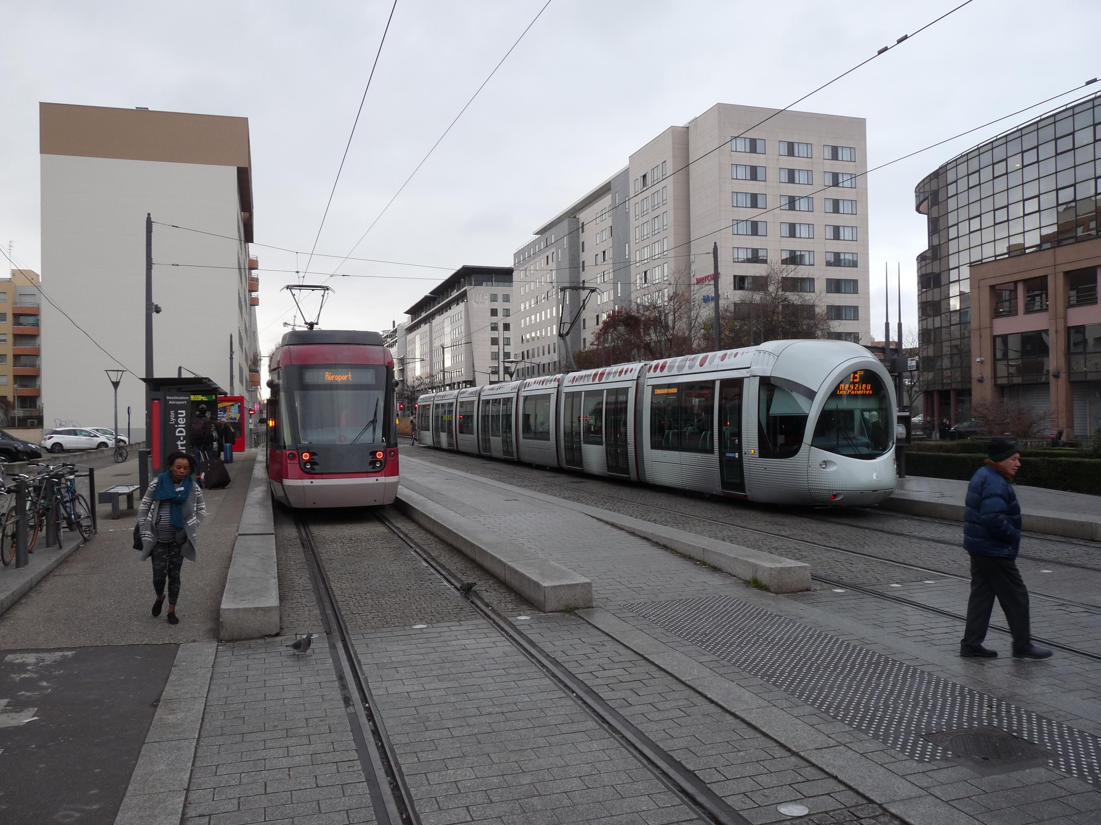 Ligne 3 Du Tramway De Lyon Wikipedia