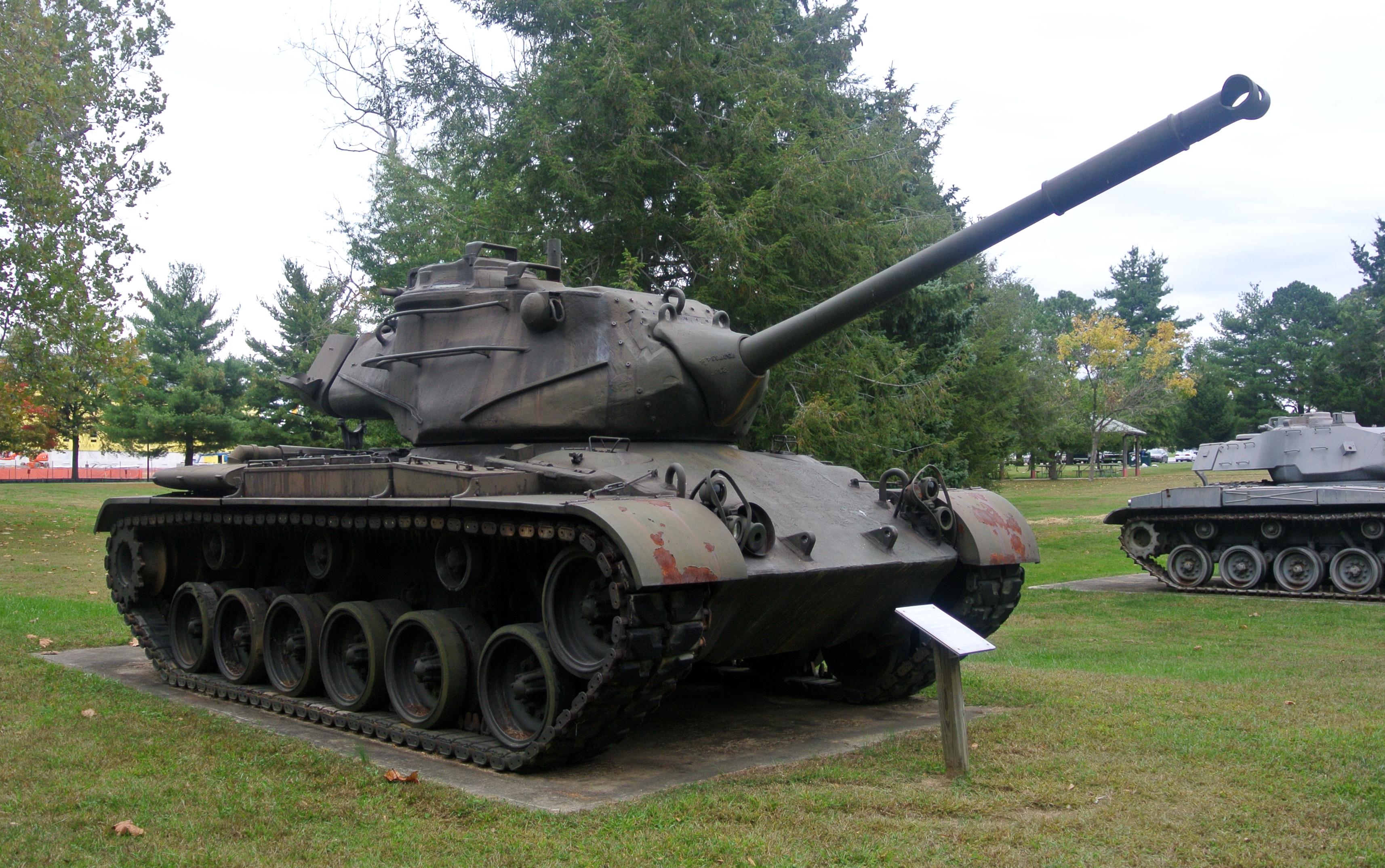 M47 Patton Fort Meade.jpg