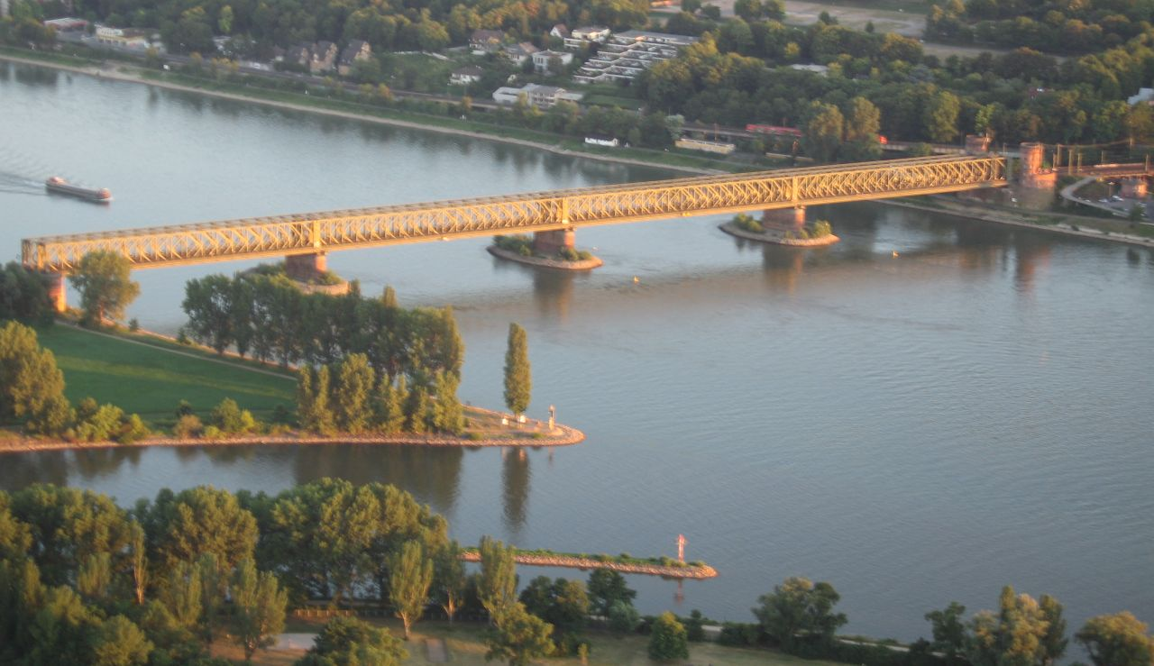 Staumelder Rhein Main