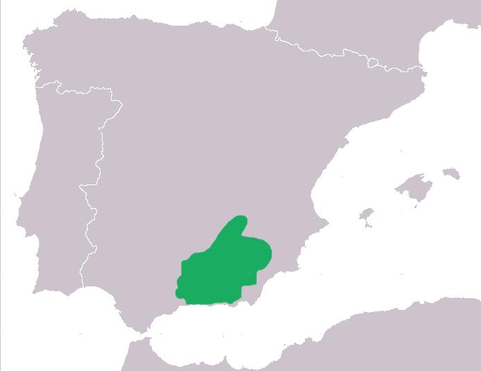Mapa Alytes dickhilleni.png