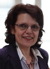 Marie-Christine Vergiat en 2010.