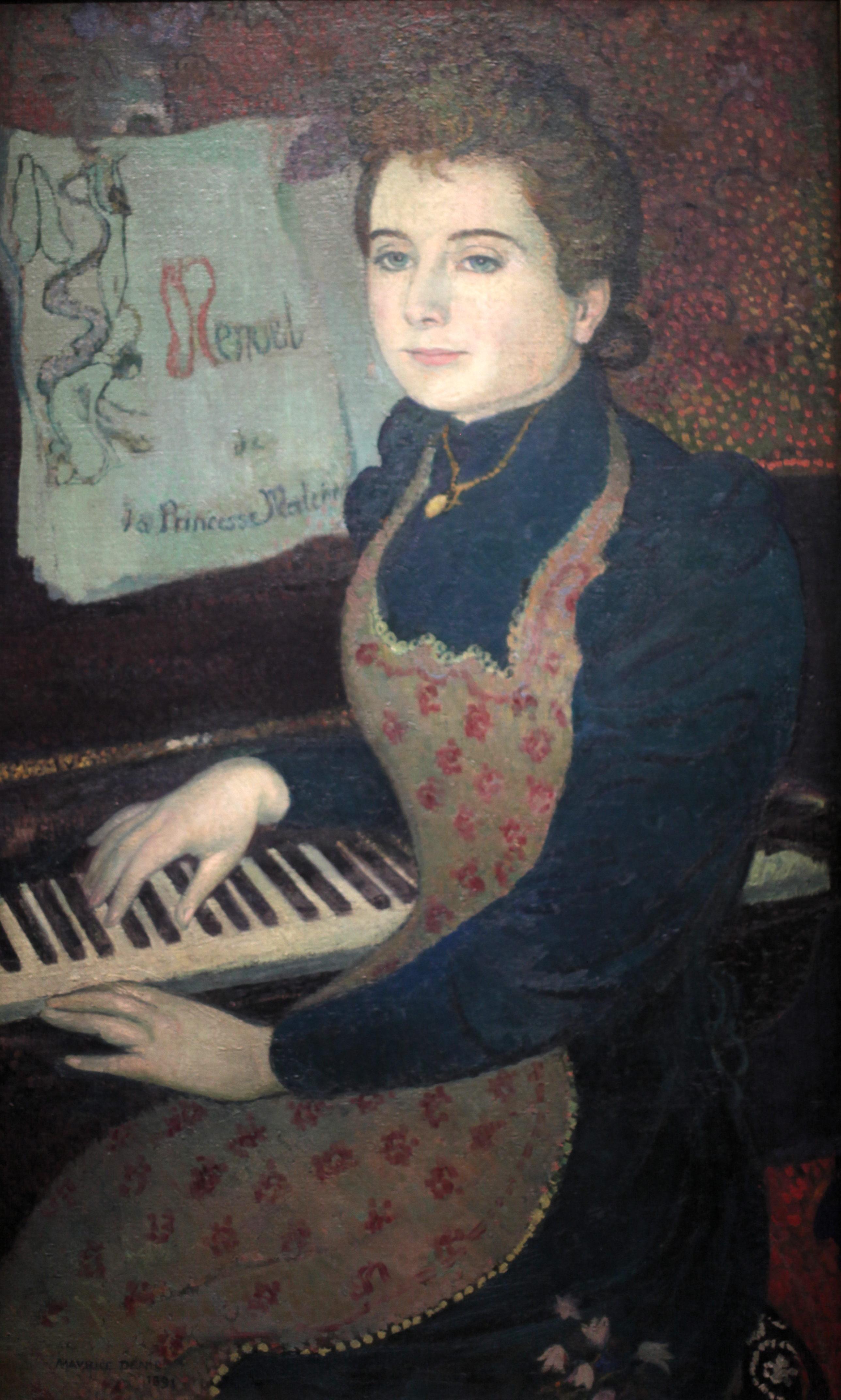 Pongan un cuadro en su vida - Página 20 Marthe_au_piano-Maurice_Denis-IMG_8195