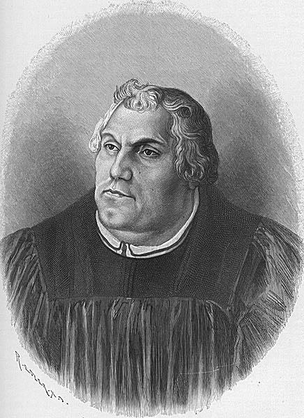 Briefe Von Luther : Martin luther