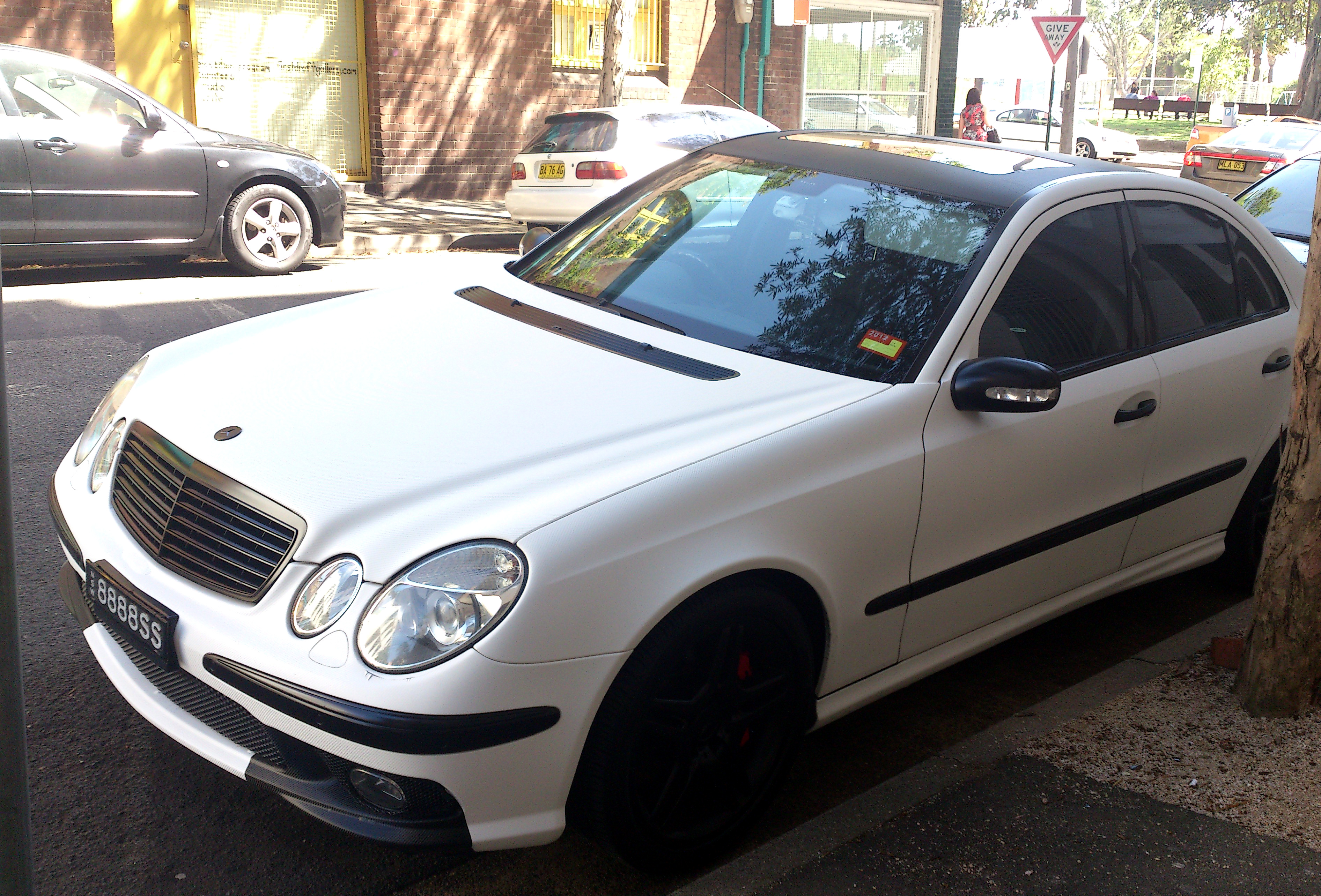 Image gallery 2013 e55 for Mercedes benz 55 amg