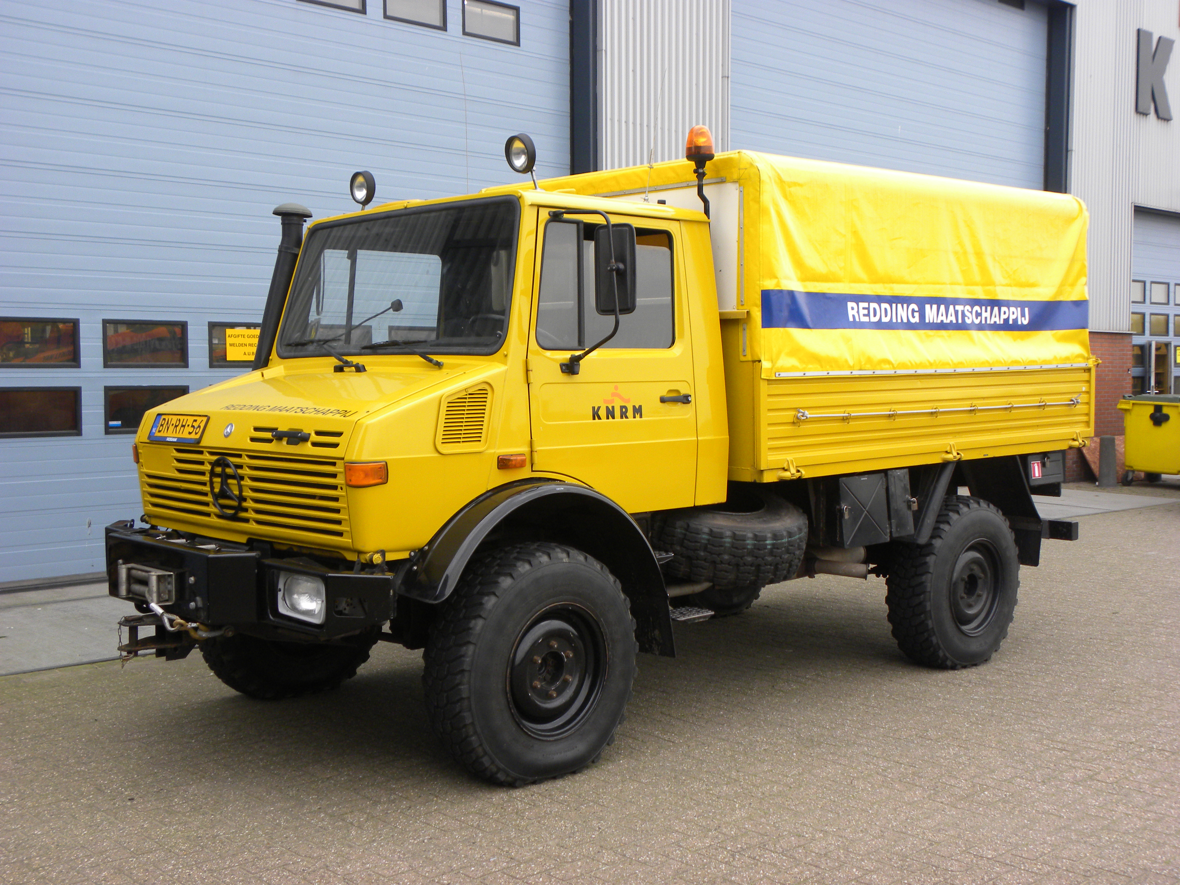 Mercedes Unimog 1300 For Sale