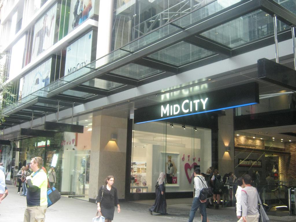 Mid City Centre