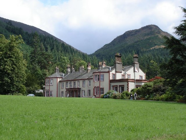 Mirehouse, near Bassenthwaite Lake - geograph.org.uk - 39864