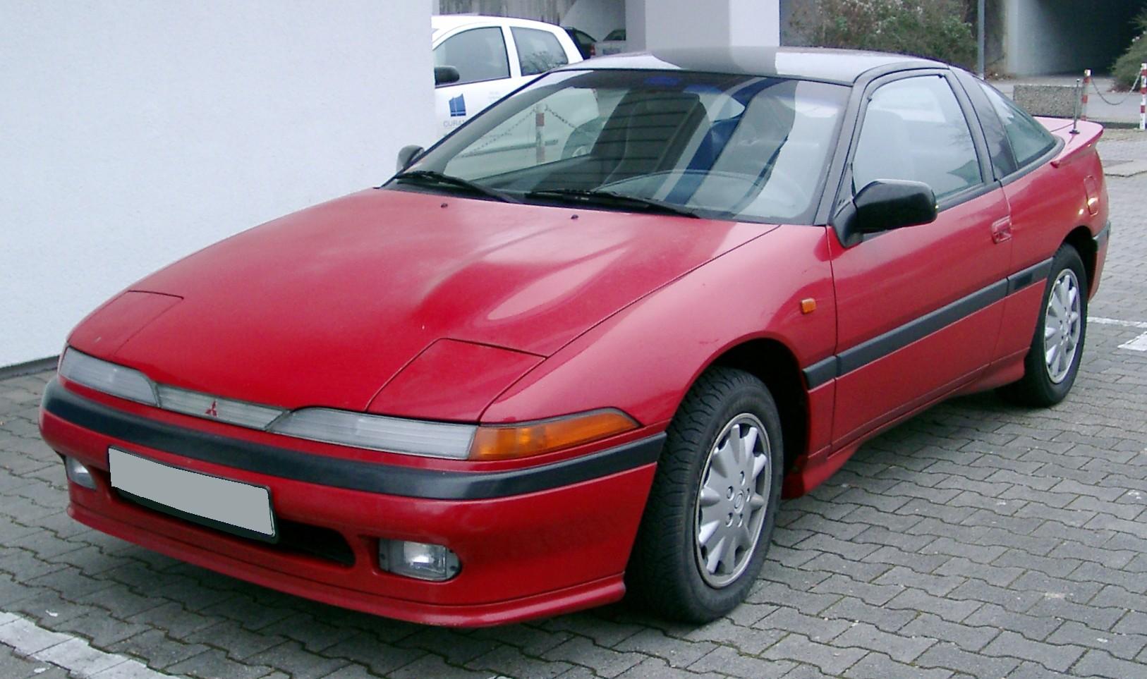 Mitsubishi Eclipse Wikipedia