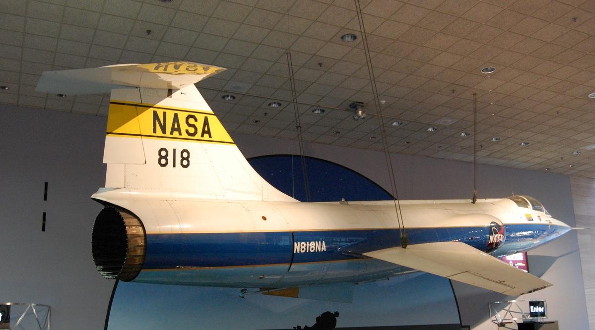 nasa f-104a - photo #30