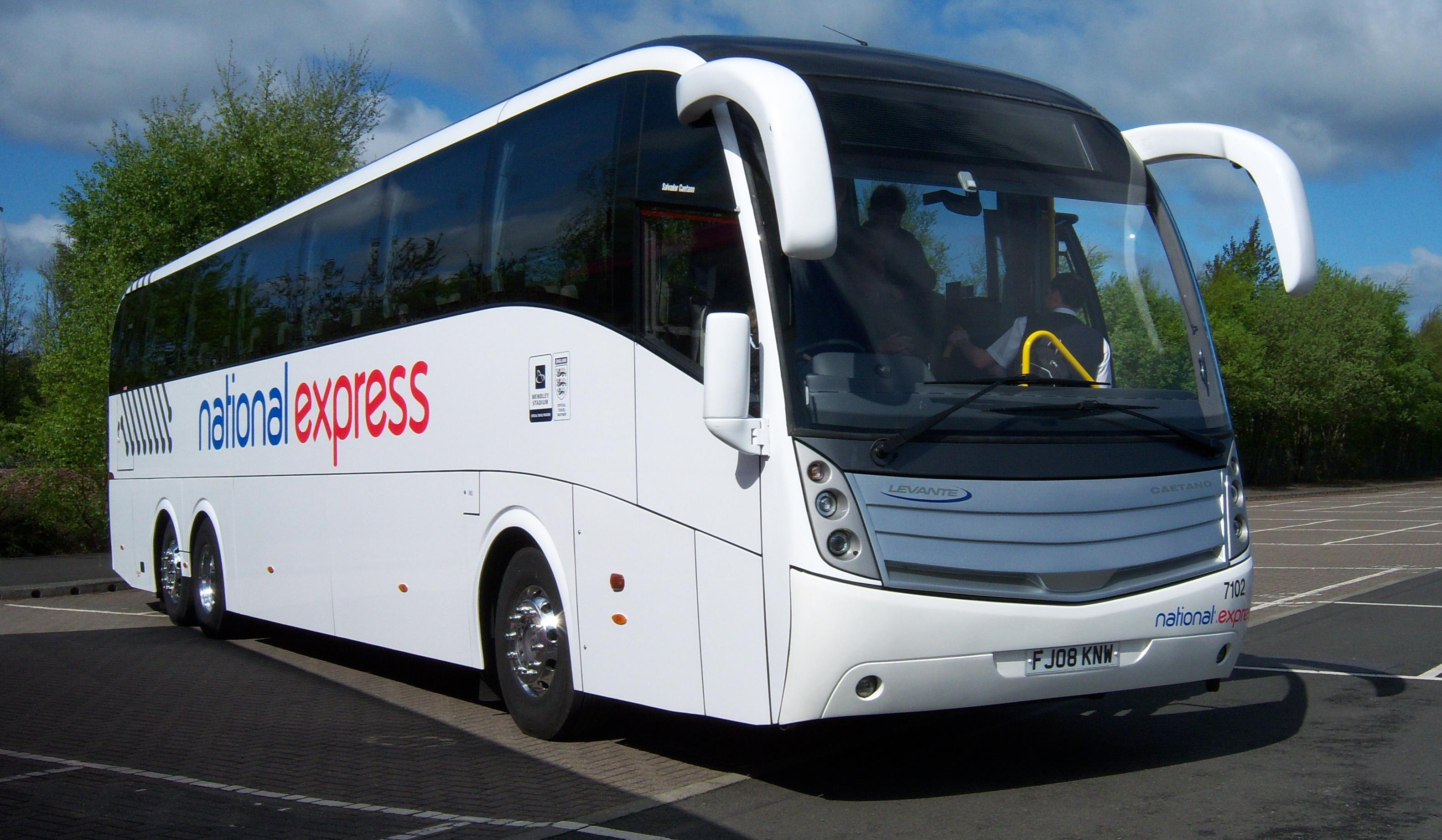 National Express Coaches - Wikiwand