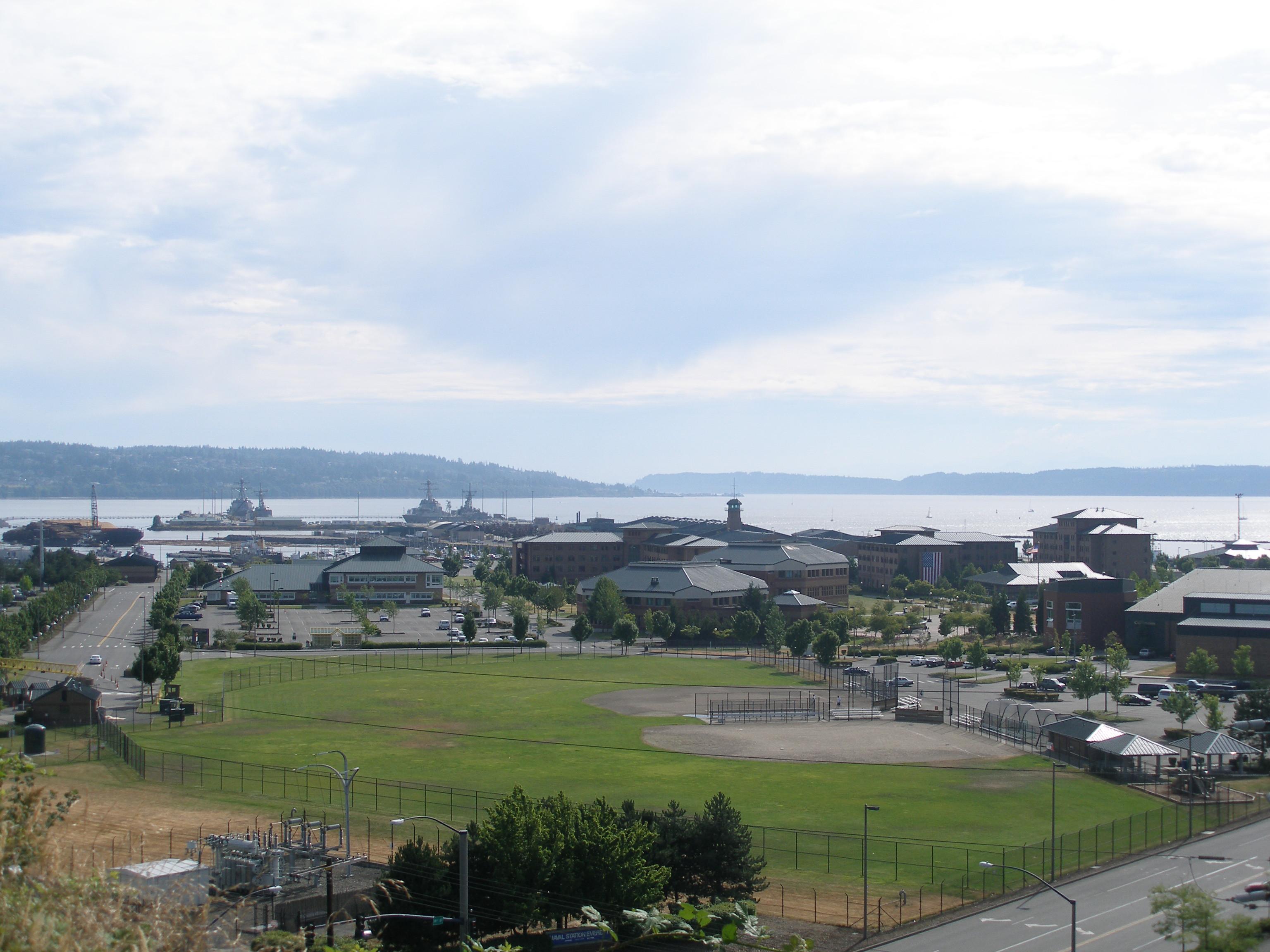 Naval Station Everett Enterprise Rental Car