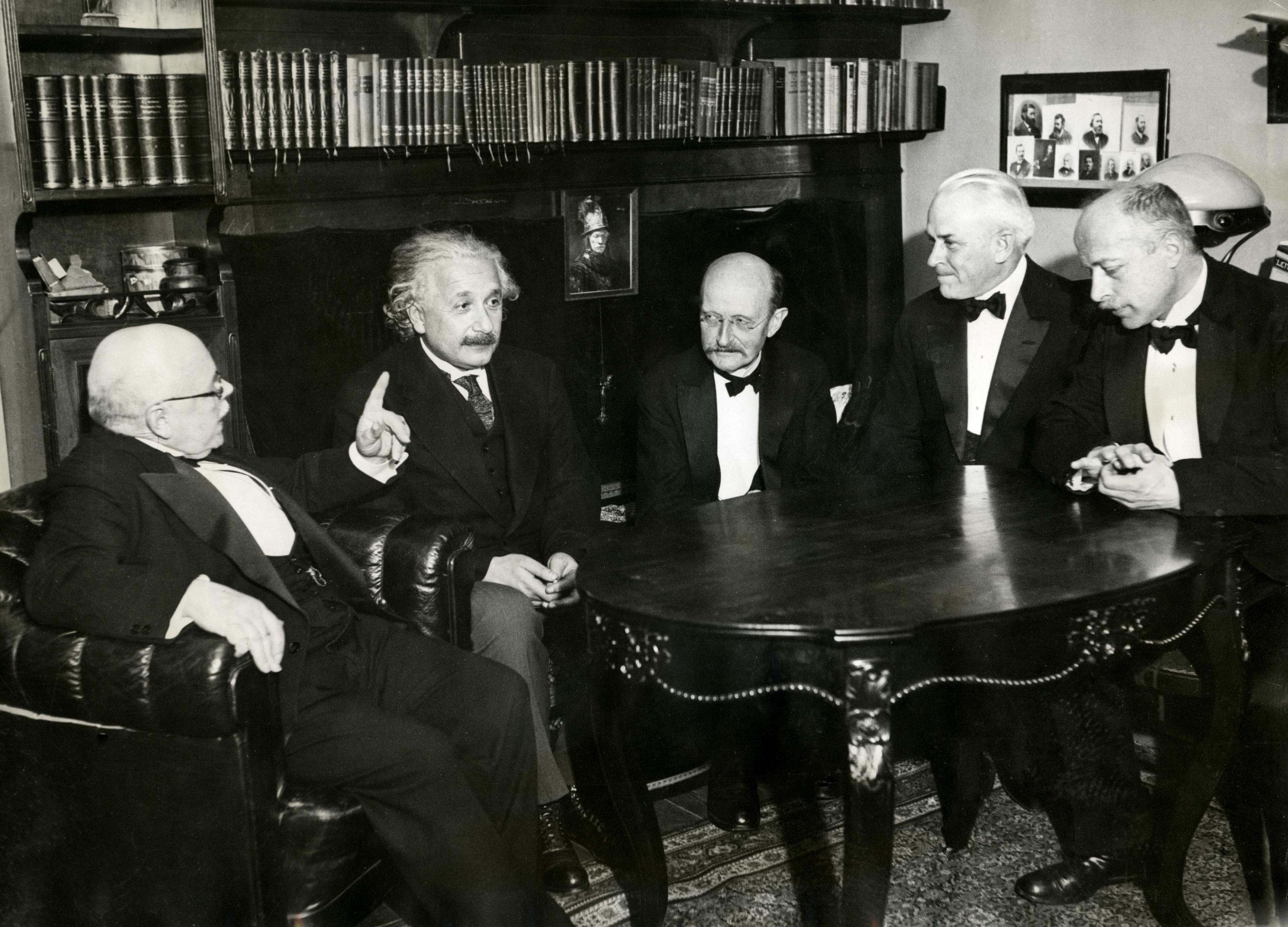 'Nasce a física quântica' Todo...